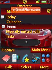 Ferrari 618 es el tema de pantalla
