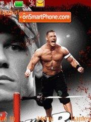 John Cena 01 theme screenshot