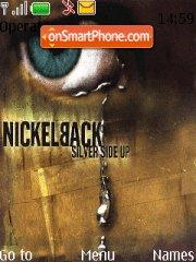 Nickelback theme screenshot