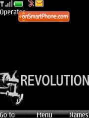 Revolution es el tema de pantalla