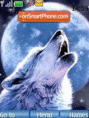 Скриншот темы Wolf