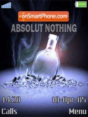 Absolut 04 theme screenshot