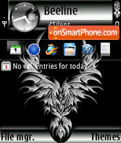 Phoenix theme screenshot