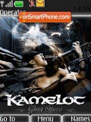 Kamelot es el tema de pantalla