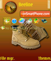 Shoes theme screenshot