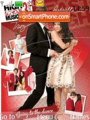 High School Musical 05 theme screenshot