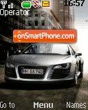 Audi R8 Theme-Screenshot