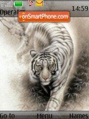 Tiger 11 theme screenshot