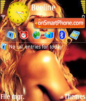 Victoria Pratt theme screenshot