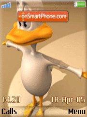 Ducky es el tema de pantalla