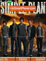 Simple Plan es el tema de pantalla