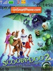 Scooby Doo 2 theme screenshot