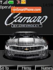 Chevrolet Camaro 02 Theme-Screenshot