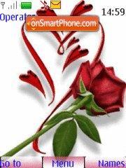 Love Rose 02 theme screenshot