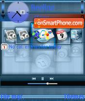 Hear the Music theme screenshot