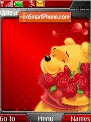 Love Winnie theme screenshot