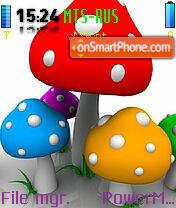 Fungi es el tema de pantalla