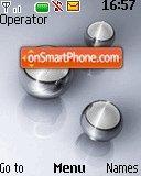 Silver Balls theme screenshot