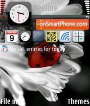 Chameleon iPhoneB v1 theme screenshot