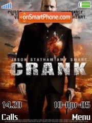 Crank es el tema de pantalla