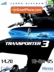 Transporter 3 es el tema de pantalla