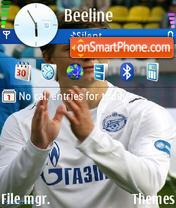 Arshavin es el tema de pantalla