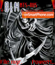 The Reaper es el tema de pantalla