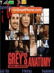 Greys Anatomy 03 theme screenshot
