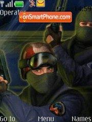 Counter-Strike 1.6 theme screenshot