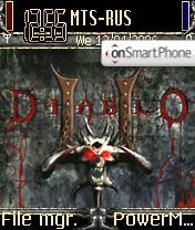Diablo 2 es el tema de pantalla