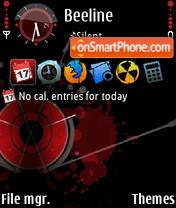 Nigra theme screenshot