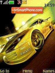 Toyota Theme theme screenshot