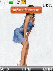 Kylie Minogue 05 theme screenshot