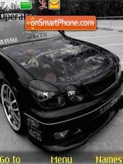 Lexus V1 Theme-Screenshot