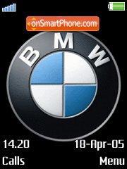 BMW theme screenshot