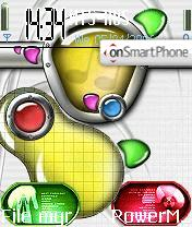 3DTwity es el tema de pantalla