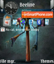 Die Technik Des Lebens1 theme screenshot