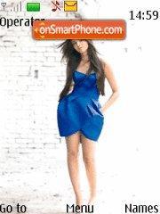 Sonam Kapoor theme screenshot