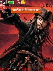Pirates of the Caribbean 04 theme screenshot