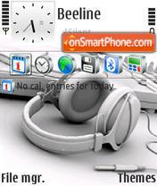 Music As Screenshot