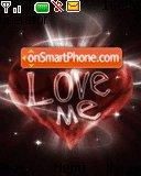 Love me Theme-Screenshot