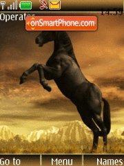 Rider theme screenshot