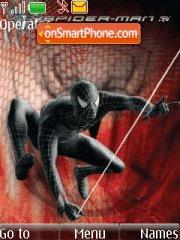 Spider man theme screenshot