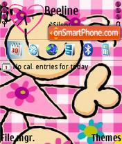 Fulanita theme screenshot