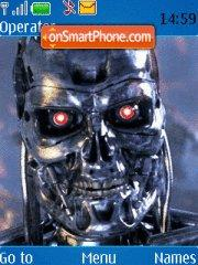 Terminator 3 Rise of the machines theme screenshot
