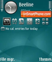 Spyro NB theme screenshot