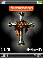 Cross Sign tema screenshot