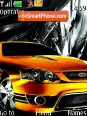 Ford Fpv Gt Theme-Screenshot