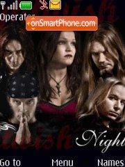 Nightwish 06 es el tema de pantalla