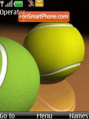Tennis 04 es el tema de pantalla